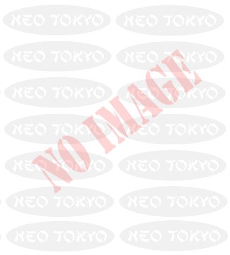 Yuri on Ice x Sanrio Characters Stained GlassArtKey Chain Yuri Katsuki x Pochacco