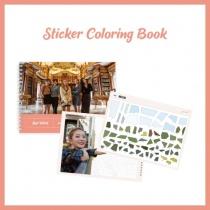 Red Velvet - Sticker Coloring Book (KR)