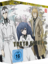 Tokyo Ghoul:re Staffel 3 Vol.1 Blu-ray  LTD