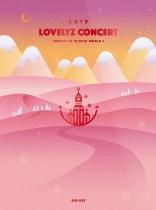 Lovelyz - 2019 LOVELYZ CONCERT LOVELYZ IN WINTER WORLD3 Blu-ray (KR)
