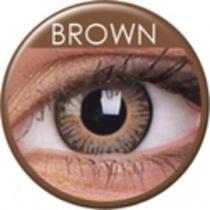 ColourVUE 3 Tones Brown Kontaktlinsen
