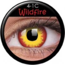 ColourVUE Crazy Lens Wildfire Kontaktlinsen