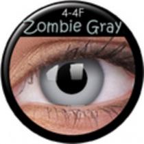 ColourVUE Crazy Lens Zombie Gray Kontaktlinsen