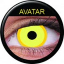 ColourVUE Crazy Lens Avatar Kontaktlinsen