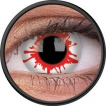 ColourVUE Crazy Lens Wild Blood Kontaktlinsen