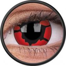 ColourVUE Crazy Lens Nightcrawler Kontaktlinsen