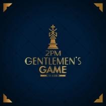 2PM - Vol.6 - GENTLEMEN'S GAME (Normal Edition) (KR)