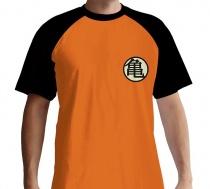 Dragon Ball Z Kame Symbol Premium T-Shirt (XL)