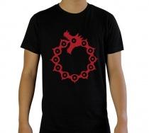 The Seven Deadly Sins Emblems Shirt (L)