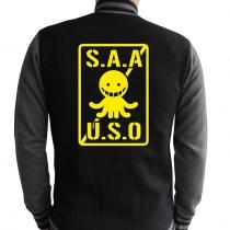 Assassination Classroom College Jacket S.A.A.U.S.O (L)