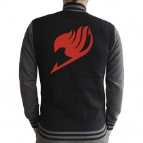 Fairy Tail Red Emblem College Jacket (L)