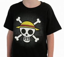 One Piece Skull T-Shirt (L)