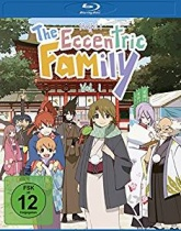 The Eccentric Family Vol.1 Blu-ray