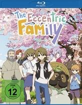 The Eccentric Family Vol.2 Blu-ray