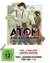 Atom the Beginning Vol.3 Blu-ray Limited Edition