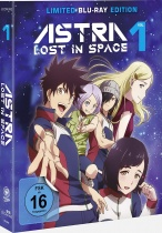 Astra Lost in Space Vol.1 Blu-ray Limited Edition
