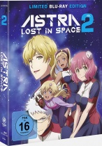 Astra Lost in Space Vol.2 Blu-ray Limited Edition