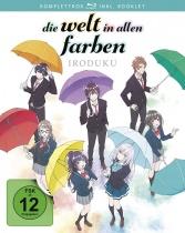 Die Welt in allen Farben - Iroduku Blu-ray Box