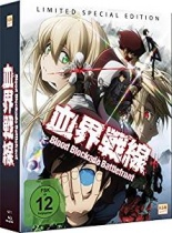 Blood Blockade Battlefront Limited Special Edition Blu-ray