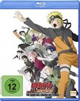 Naruto Shippuden The Movie 3: Die Erben des Willens des Feuers Blu-ray