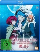 Akatsuki No Yona - Prinzessin der  Morgendämmerung - Vol.3 Blu-ray