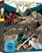 Record of Lodoss War Blu-Ray Gesamtausgabe