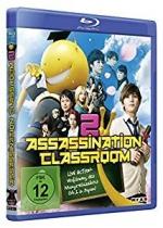 Assassination Classroom Part 2 Realfilm Blu-Ray