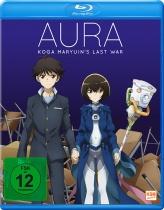 Aura - Koga Maryuin´s Last War Blu-ray