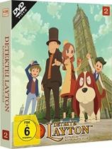 Detektei Layton - Katrielles rätselhafte Fälle Vol. 2 DVD