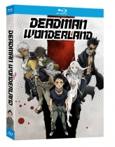 Deadman Wonderland Blu-ray Box