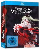Dance in the Vampire Bund Blu-Ray Box