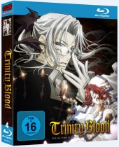 Trinity Blood Collector's Edition Blu-ray