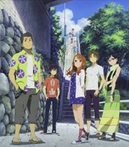 AnoHana: The Flower We Saw That Day (Movie) OST