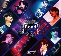 "GOT7-  Arena Special 2018-2019 ""Road 2 U"" DVD LTD"