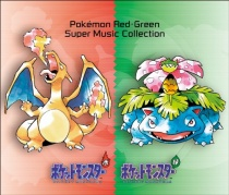 Pokemon Red Green Super Music Collection