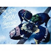 """ONE OK ROCK - 2015 """"35xxxv"""" JAPAN TOUR LIVE & DOCUMENTARY"""