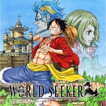 ONE PIECE WORLD SEEKER OST