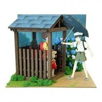 Studio Ghibli Mini - My Neighbor Totoro Rain Paper Kit
