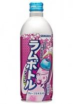 Sangaria Grape Soda Ramu-Bottle