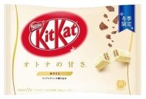 KitKat Mini Winter White