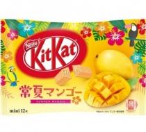 KitKat Mini Tropical Mango