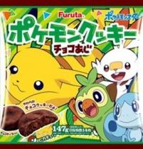 Furuta Pokémon Cookies