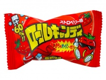 Roll Candy Strawberry