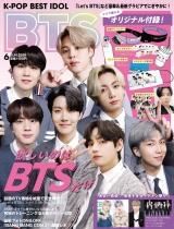 K-POP BEST IDOL June 2021 Issue BTS