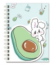 CRUX USACHAN Ring Note Book