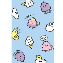 CRUX Kawaii Guys Note Book