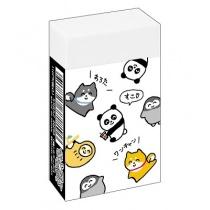 CRUX Kawai Animal Ichigo Scent Eraser