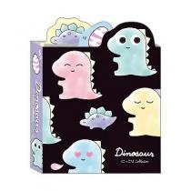 CRUX Kawaii Dinosaurs fold out Mini Memo Pad
