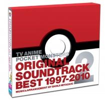Pocket Monsters (Pokemon) TV Anime Original Soundtrack Best 1997-2010 Vol.2