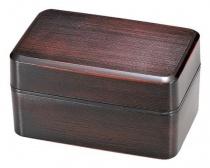 HAKOYA Tatsumiya Yamato Bento Box Classic Red Brown
